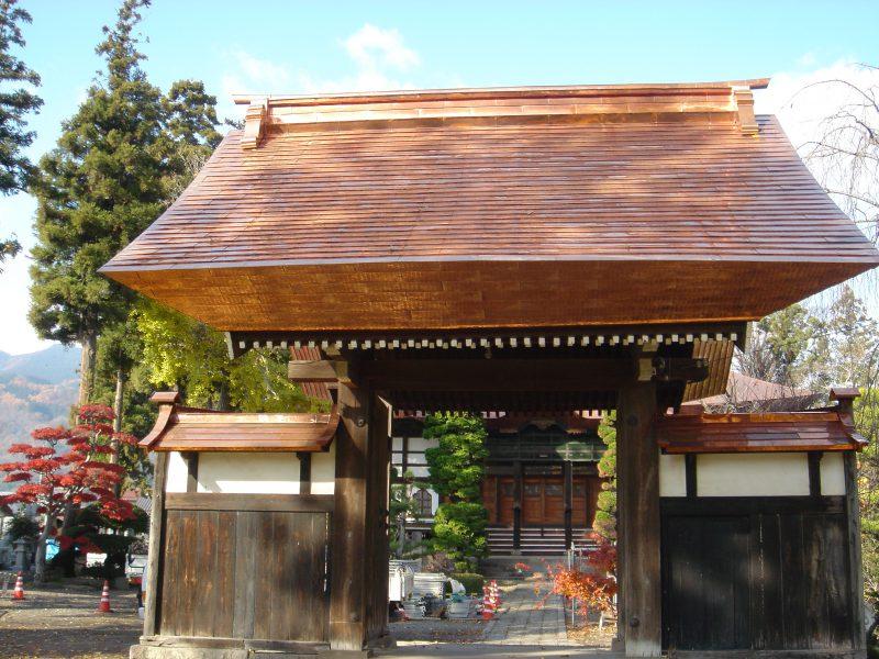 社寺屋根改修6